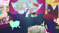 Canterlot Carousel final episode shot S5E14