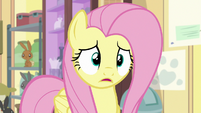 Fluttershy apologizes to Dr. Fauna S7E5