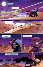 MLP The Movie Prequel issue 4 page 1