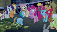 "Pinkie Pie ""pranks can be a lot of fun"" S6E15"