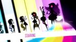 Rainbow Rocks opening sequence -Starring- screen EG2
