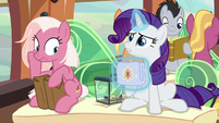 """Rarity """"now I'm behind!"""" S9E26"""