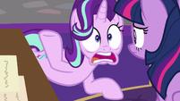 """Starlight Glimmer """"permanently?!"""" S9E1"""