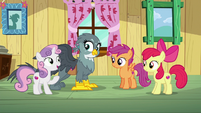 Sweetie --you may not be able to get a cutie mark-- S6E19
