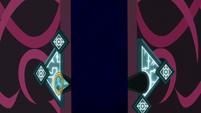The gates of Tartarus opening S8E25