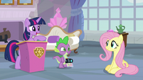 """Twilight """"they must really like you"""" S8E9"""