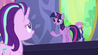 """Twilight """"your future's in your own hooves"""" S7E1"""