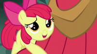 "Apple Bloom ""you're always gonna be here when I need you"" S5E17"