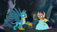 """Gallus """"what happened to you?"""" S8E22"""