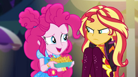 """Pinkie Pie """"probably not the best time"""" EGSBP"""