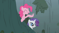 """Pinkie tells Fluttershy to """"flap those wings!"""" S1E07"""
