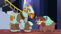 """Rockhoof """"it's sweet of you to try"""" S8E21"""