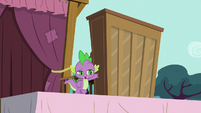 """Spike """"there's no way I could"""" S5E11"""
