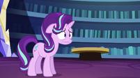 Starlight becomes a nervous wreck S6E1
