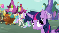 """Twilight """"This came together quick"""" S5E11"""