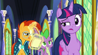"""Twilight Sparkle """"you've been on one"""" S8E8"""