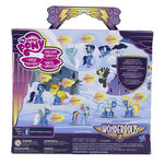 Wonderbolts Cloudsdale Mini Collection back of packaging