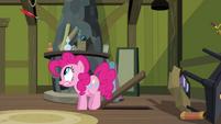 Pinkie's floor accident S2E18