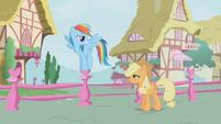 Rainbow Dash -there you are- S1E04