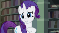 "Rarity ""always been so generous to me"" S4E25"