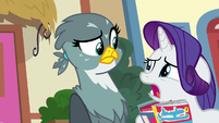 Rarity -these are items I used- S9E19