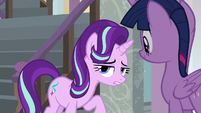 Starlight Glimmer looking disappointed S8E12