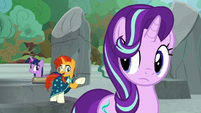 """Sunburst """"because of the work they did"""" S7E25"""