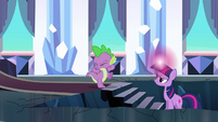 Twilight 'You stay here' S3E2