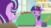 """Twilight Sparkle """"when I was a filly"""" MLPS4"""