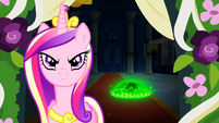 Cadance walks away S02E25