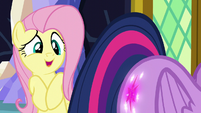 """Fluttershy """"you were called, too!"""" S5E23"""