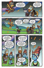 Legends of Magic issue 10 page 4