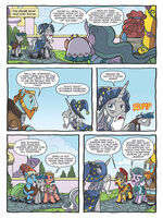 Legends of Magic issue 12 page 2