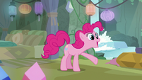 """Pinkie """"we're playing hide-and-go-seek!"""" S8E3"""