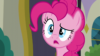 """Pinkie """"what's so important about her approval?"""" S6E12"""
