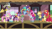 "Pinkie Pie ""we're gonna have so much fun!"" S6E17"