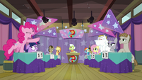 """Pinkie Pie answers """"the black one!"""" S9E16"""