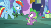 """Rainbow """"what would you know"""" S5E5"""