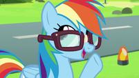 "Rainbow Dash ""I'm always finding so much"" S6E7"