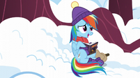 Rainbow Dash -I'll be right there- S5E5