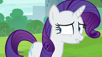 """Rarity """"Pinkie Pie had to give something up"""" S6E3"""