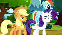 """Rarity """"she did say that!"""" S8E18"""