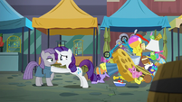 """Rarity """"you have to tell me!"""" S6E3"""