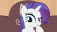 Rarity 'Perhaps I still have a chance after all!' S4E08
