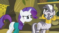 Rarity 'Then what' S4E14
