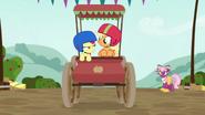 S06E14 Apple Bloom chce jechać szybciej