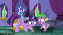 """Spike """"I just had a sudden case of"""" S8E11"""
