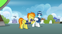 Spitfire 'That's an academy record' S3E07
