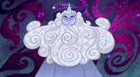 Storybook illustration of Star Swirl the Bearded EG2