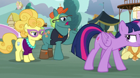 """Townspony """"we want answers!"""" S7E14"""